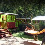 roulotte-Hebergement Insolite-Camping-Corse
