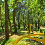 Aire de Fitness Camping Vence