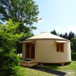 Camping La Belle Hutte - Yourte-